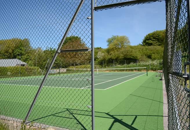 What about a family tennis tournament?