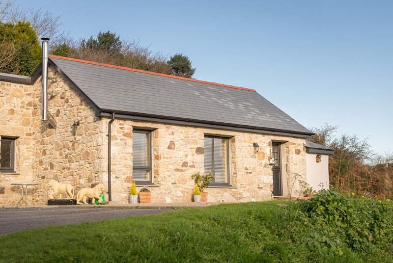 Bolivar Barn is a lovely single-storey stone barn with amazing views and great walks on the doorstep.