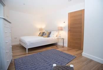 Bedroom 2 is spacious.