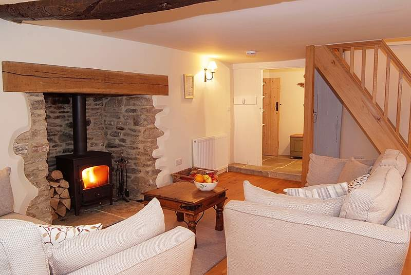 This is a beautifully renovated, very old cottage - there are therefore quite a few internal steps to different areas, steep stairs and some low beams - all adding character but do take care.
