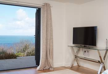 Television, or sea views?