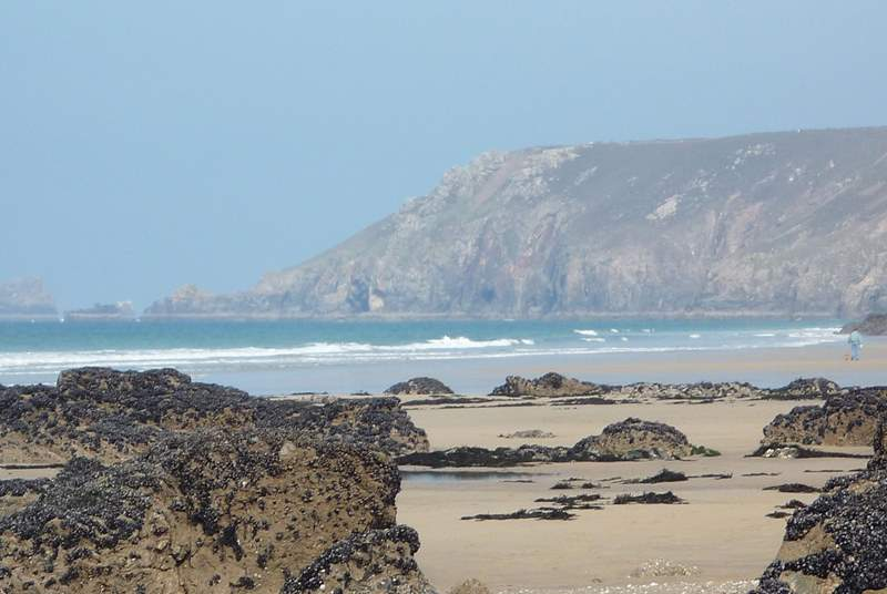 Bude has a choice of wonderful beaches to discover.