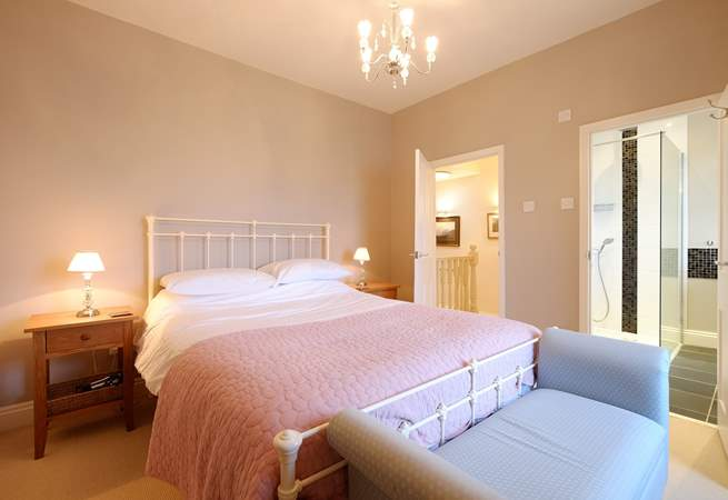 Bedroom 1 has an en suite shower-room.