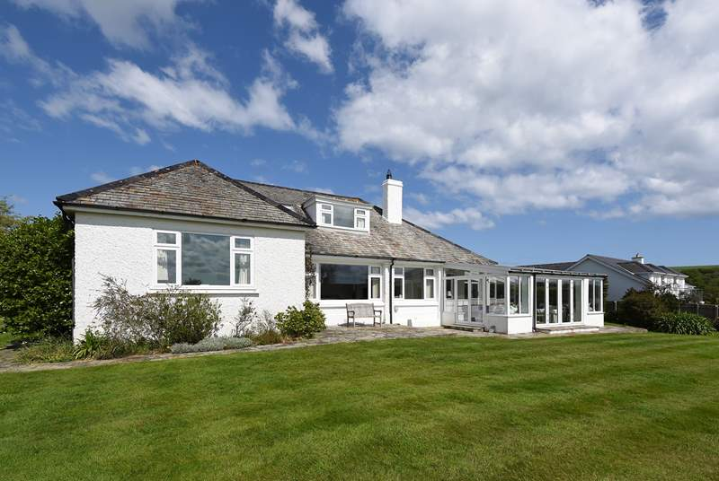 Uplands is a spacious dormer bungalow.
