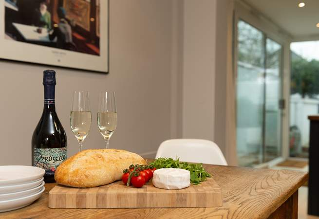 Yachtsman's Cottage is the perfect place to indulge yourself.