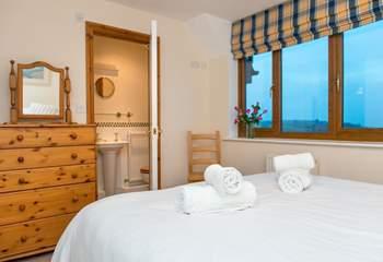Bedroom 1 has an en-suite shower-room.