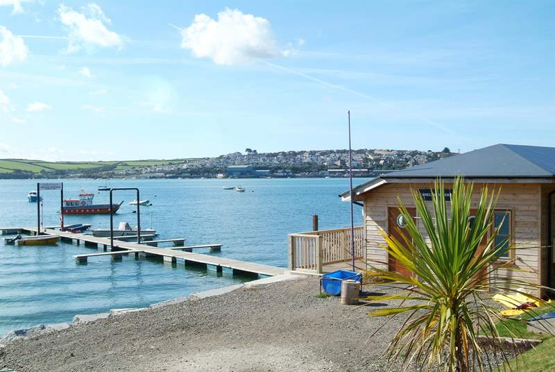 Why not take to the water at Rock with a bit of sailing or catch the foot ferry to Padstow.