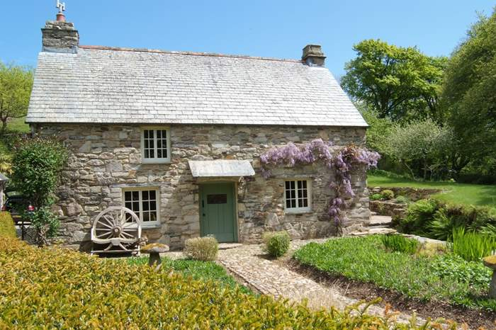 Lavethan Mill Cottage