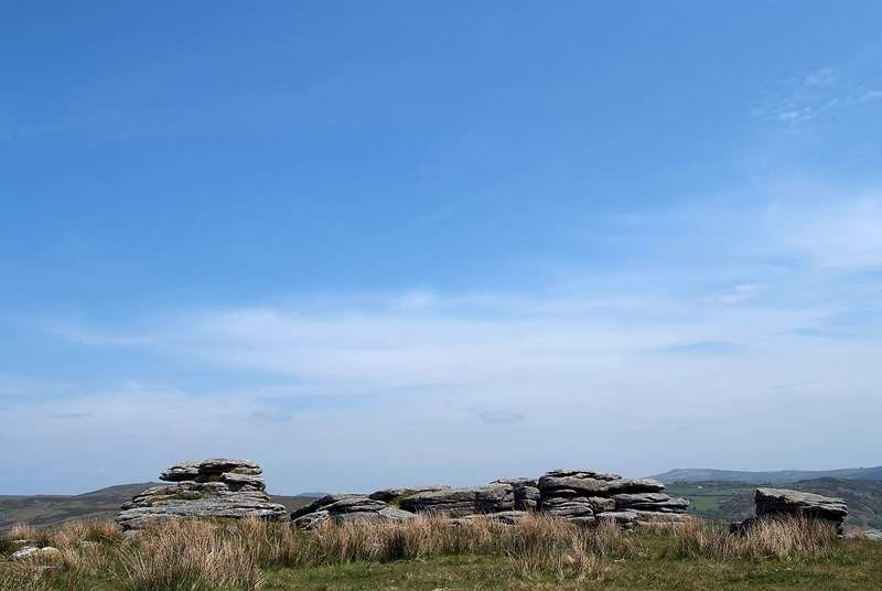 Climb a tor or two.