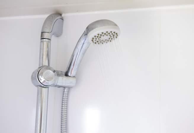 And, of course, hot and cold running water - this is luxury glamping, after all!