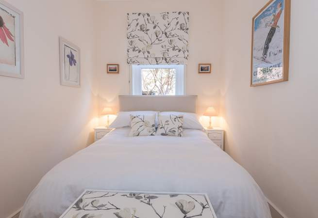 Thoughtfully furnished and decorated throughout...