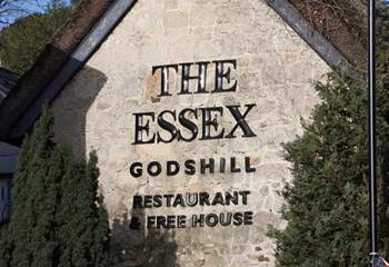 Godshill has a excellent range of pubs, restaurants and tea rooms.