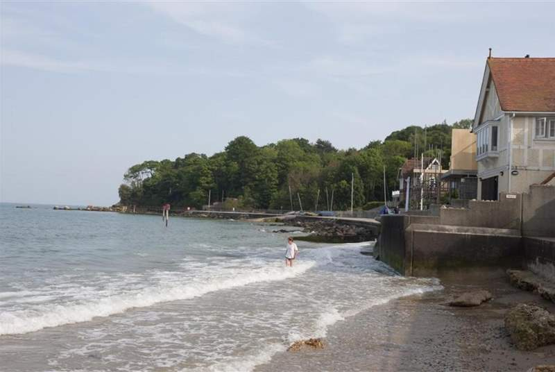You are sure to find walks along the coastline in this area restorative and inspiring.