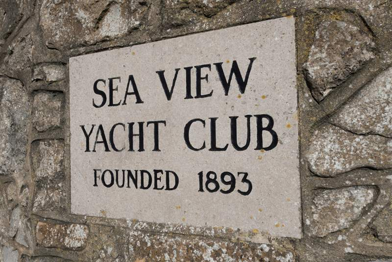 Seaview Yacht Club is just moments down the road.