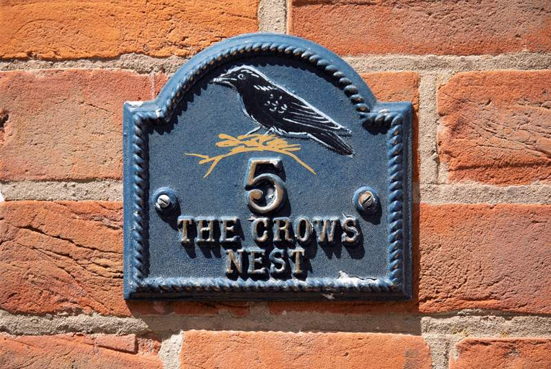 The Crows Nest in the charming village of Seaview.