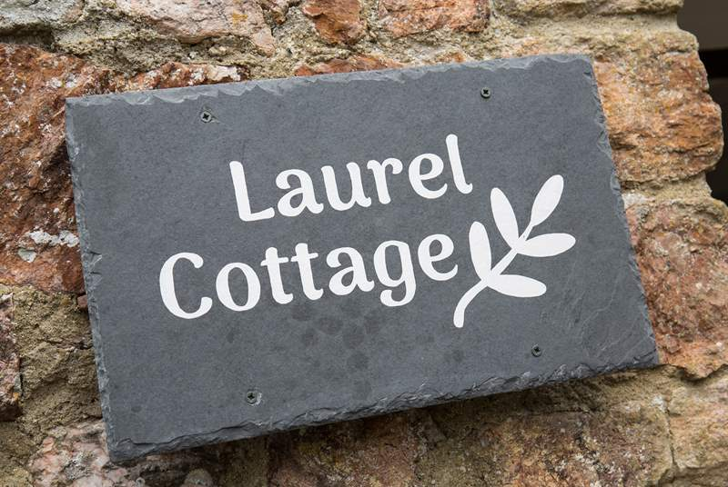 The delightfully named Laurel Cottage will provide the perfect holiday retreat for every occasion.