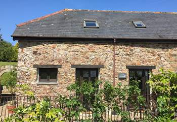 The stunning Laurel Cottage.
