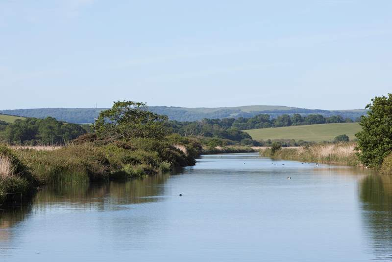 Put on your walking boots, there are many stunning walks across the Island.