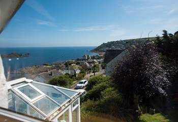 The view towards Mousehole.