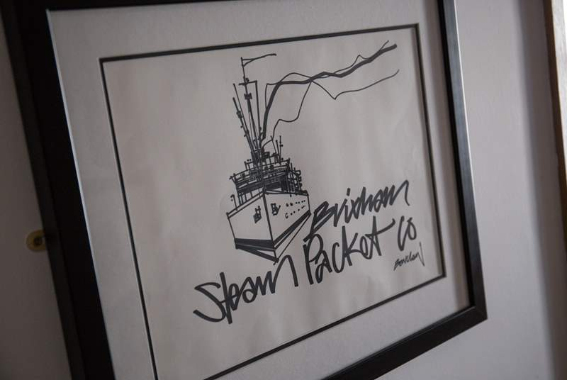Pop into the Brixham Steam Packet and you will receive a complimentary treat in 'The Chart Room' cafe. Don't forget your voucher which is stored in your welcome folder.