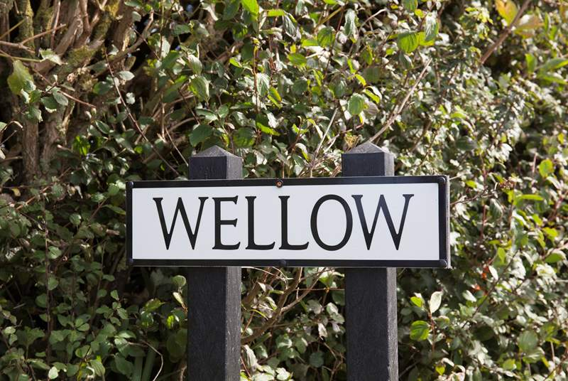 Set in the beautiful rural village of Wellow.