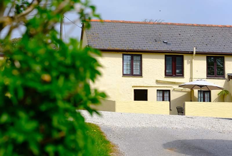 Nanteague House.