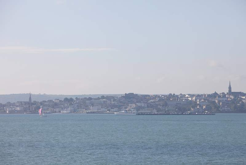 Ryde, the perfect place for a holiday