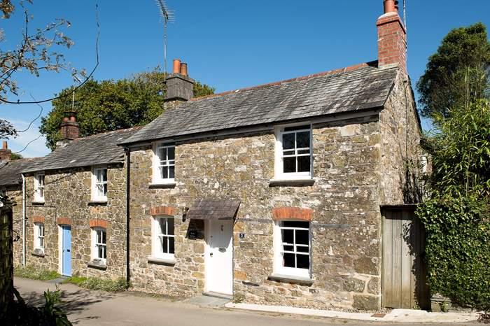Cottages near The White Hart St Teath