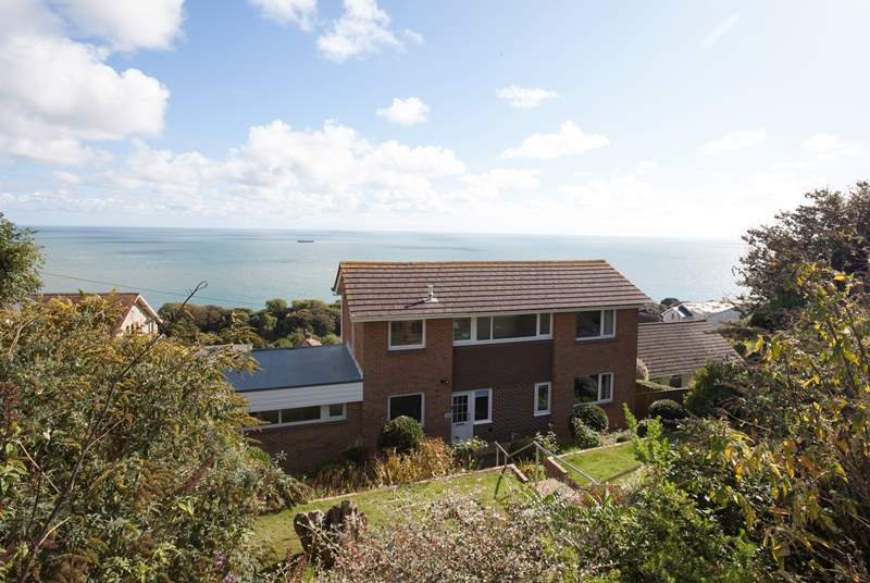 Set in an elevated position, allowing most rooms to benefit from breathtaking sea views