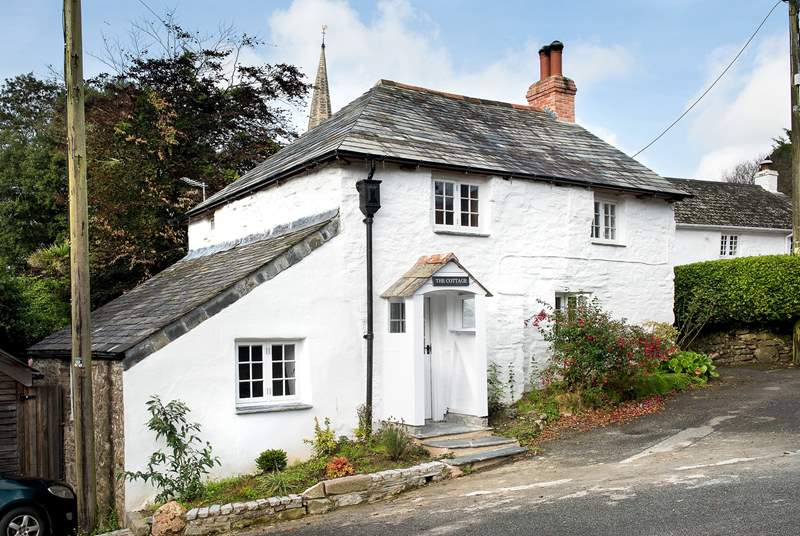 Charming Church Lane Cottage.