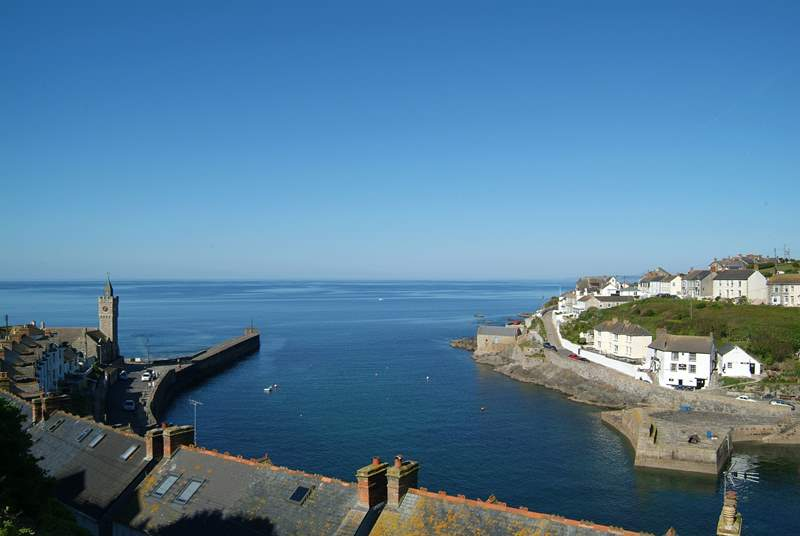 Explore the coastal paths, Porthleven is not far away.