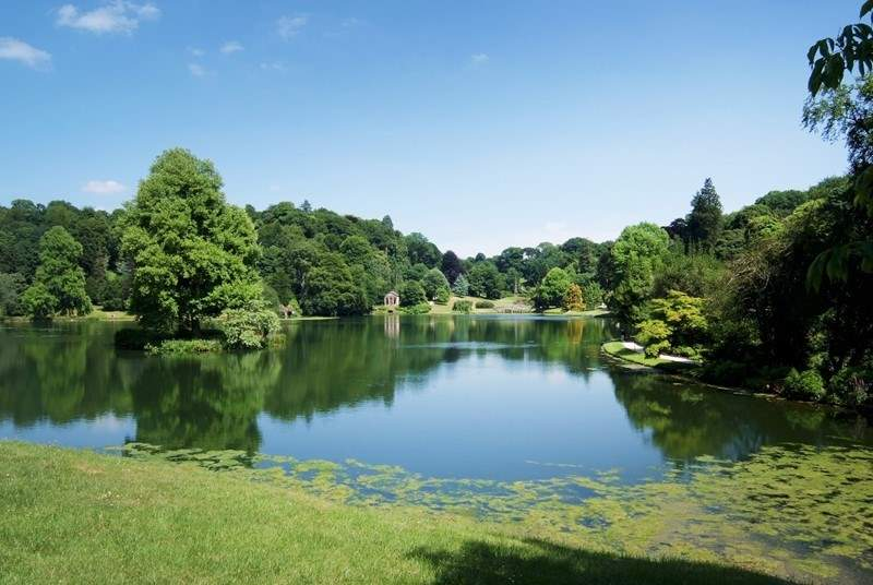 Nearby Stourhead House and gardens are magnificent especially in the spring when the rhododendrons and azaleas are in bloom.