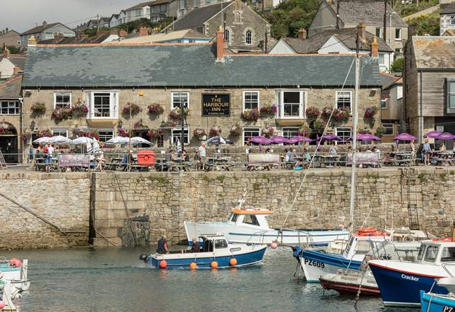 Porthleven is a treat for the taste buds with many amazing eateries.