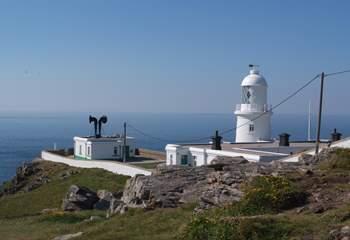 Pendeen lighthouse.