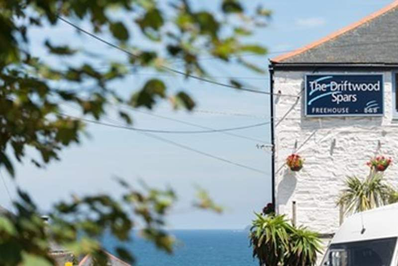 We love The Driftwood Spars, which is just down the road. They serve the most delicious Sunday roasts.