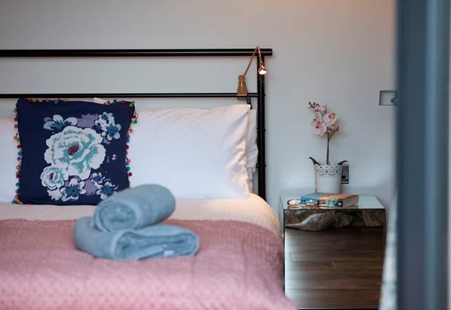 Bedroom 4 sits at the back of Ingledene...