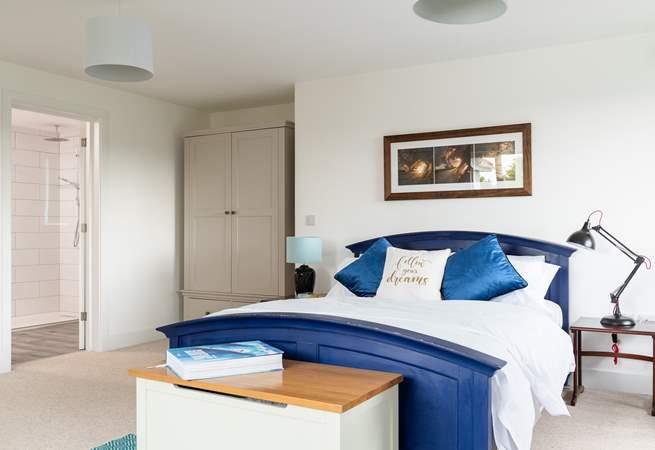 The master bedroom has an en suite shower-room (Bedroom 1).