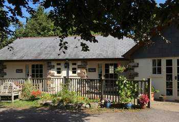 Ferienhaus in Looe