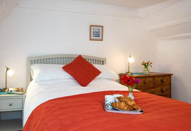 Breakfast in bed... yes please.