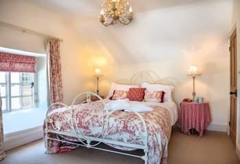 The master bedroom (Bedroom 1).