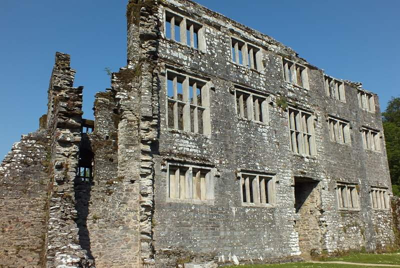 The enchanting Berry Pomeroy Castle is also within minutes from The Cottage and makes for a very memorable day out.