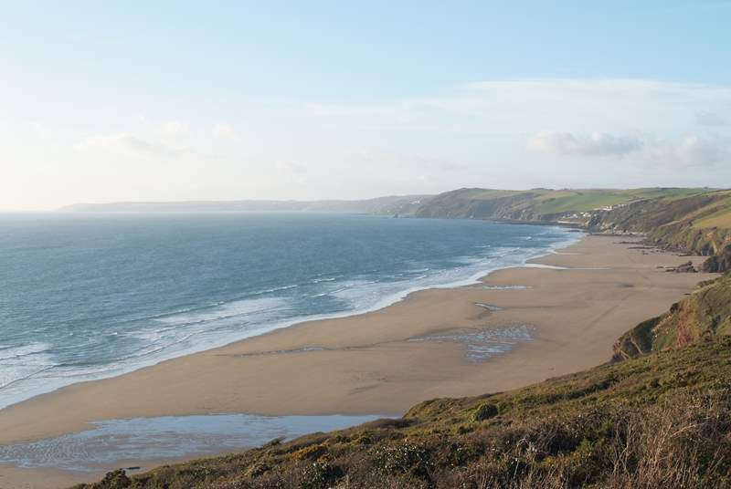There are fabulous beaches and miles of coastal footpaths to discover.
