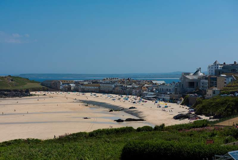 St Ives is full of fabulous coves, tucked away little cafes and idyllic restaurants.