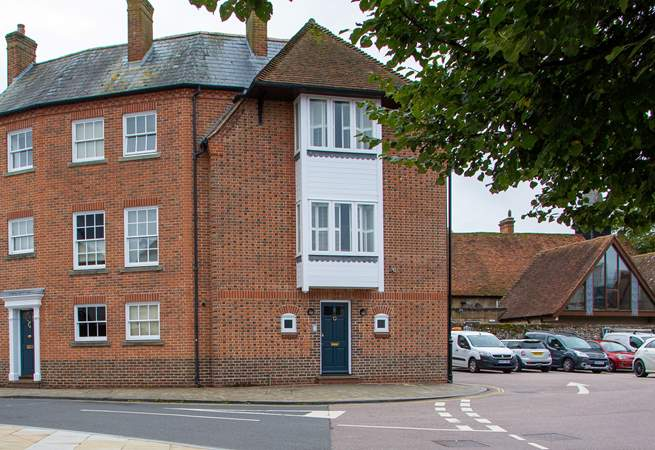 3 Little London Mews, perfectly located in the heart of historic Chichester.