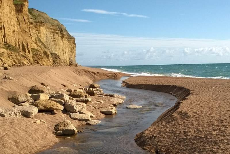 Follow the Jurassic Coastline into Dorset and the scenery will continue to amaze you.
