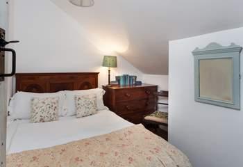 Bedroom 3 is a