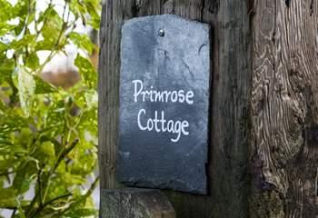 You have arrived at Primrose Cottage, happy holidays!