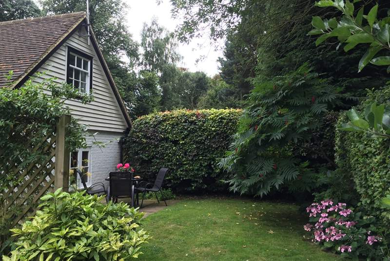 A cosy comfortable cottage in the heart of Tunbridge Wells.