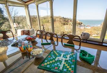 Anyone for scrabble..