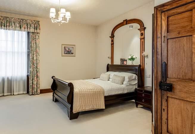 Spacious Bedroom 1.